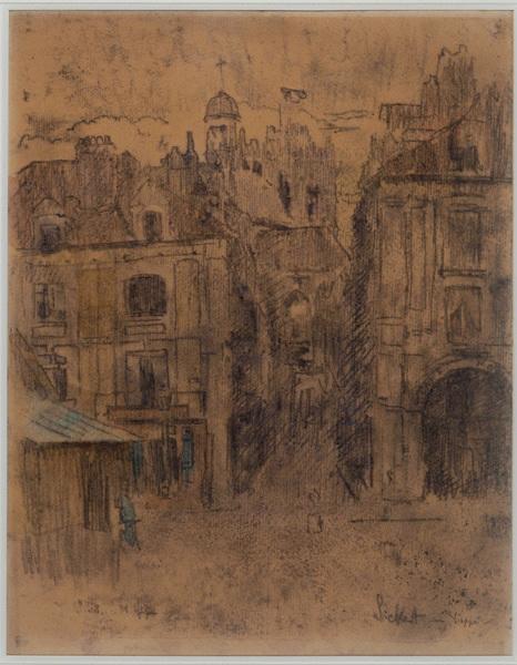 Le quai Duquesne et la rue Notre-Dame_0