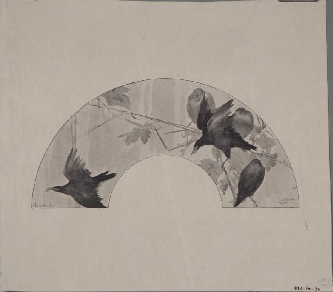 Oiseaux dans les Vignes_0