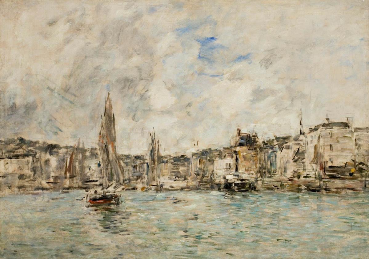 Le Port de Honfleur_0