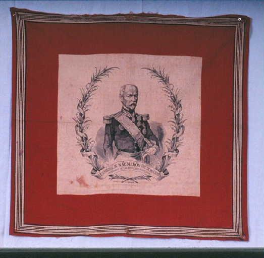 Le Maréchal de Mac-Mahon, duc de Magenta, Président de la République Française_0