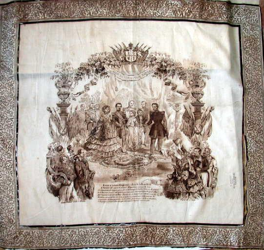 Vive la Reine Victoria, vive Napoléon III [exposition universelle de 1855]