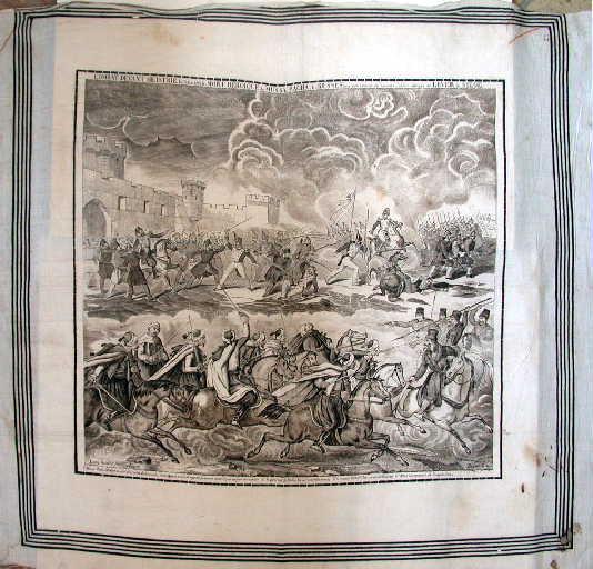 Le combat de Silistrie le 13 juin 1854 : Mort héroïque de Mussa-Pacha