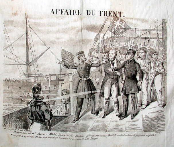 l'affaire du Trent