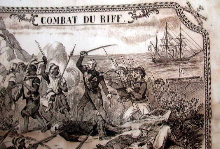 combat du Riff