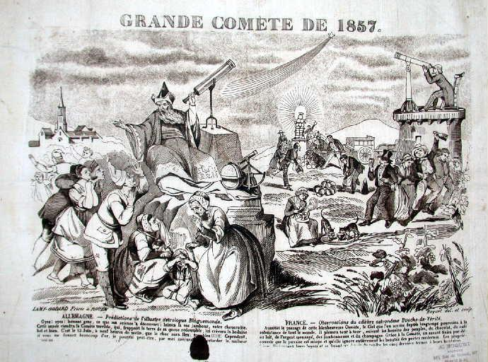 Grande comète de 1857_0