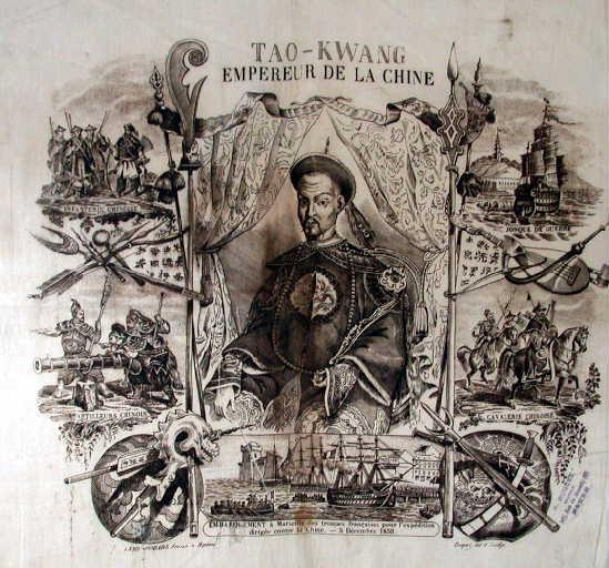 Tao Kwang, Empereur de la Chine
