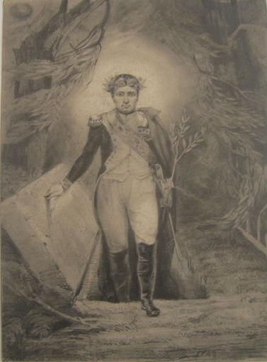 Napoléon Ier sortant du tombeau_0