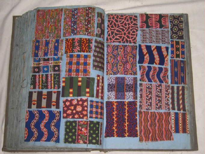 CH BENNER Indienne d'Alsace et laines pures soie et chaîne coton