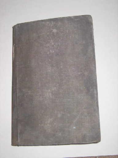 Collection de laine et chaîne coton de 1846 à 1848