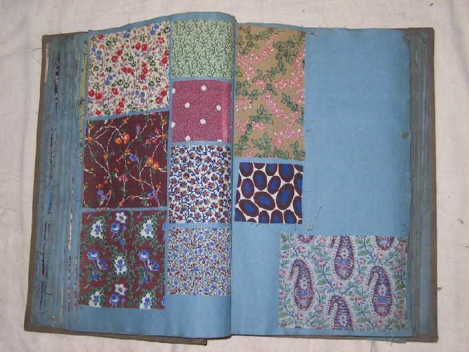 Impressions sur laine 1849 à 1850_0