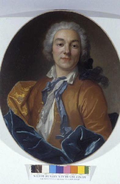 Etienne Marye, Sieur de Merval, conseiller secrétaire du Roi