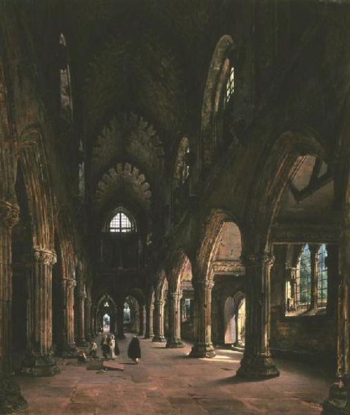 Intérieur de Rosslyn Chapel_0