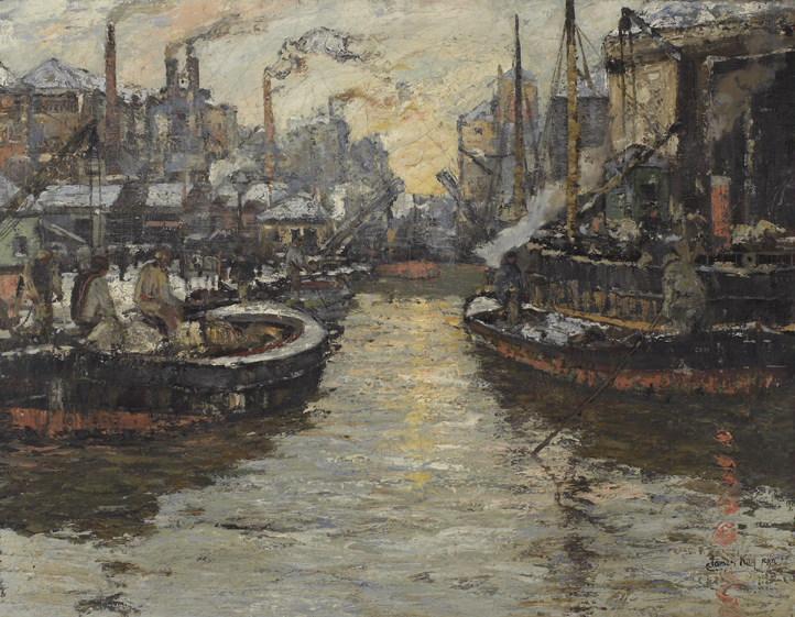 Canal en Ecosse_0