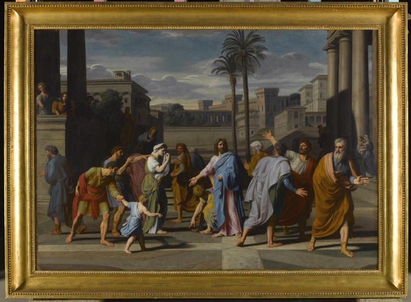 Le Christ et la femme adultère_0