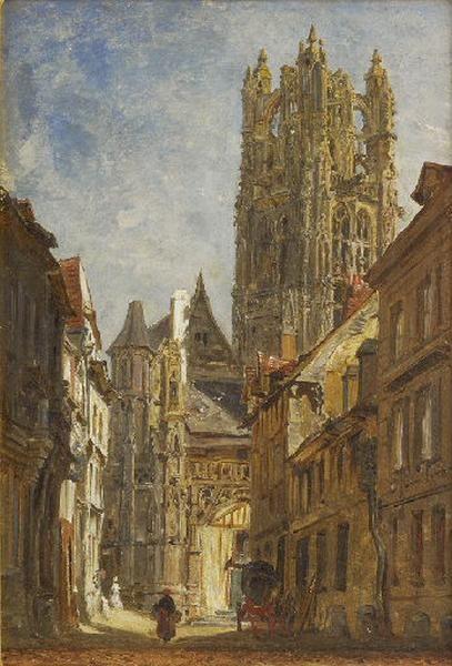 L'église Saint-Laurent, Rouen_0