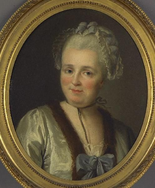 Portrait de la femme de l'artiste_0