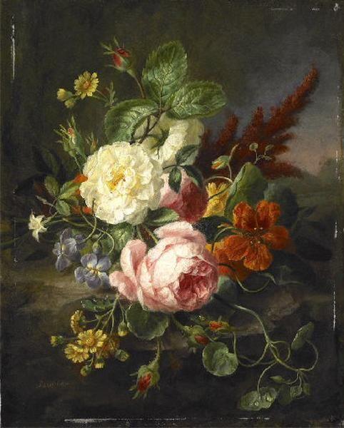 Nature morte aux fleurs_0