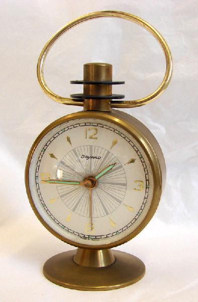 Pendulette-réveil (à mouvement mécanique)_0