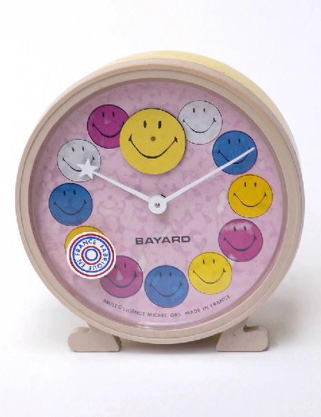 BAYARD, NOUVELLE SOCIETE DES REVEILS BAYARD (usine) : Smiley