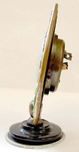 BAYARD, SOCIETE DES ANCIENS ETABLISSEMENTS DUVERDREY & BLOQUEL (usine) : pendulette-réveil (à mouvement mécanique)