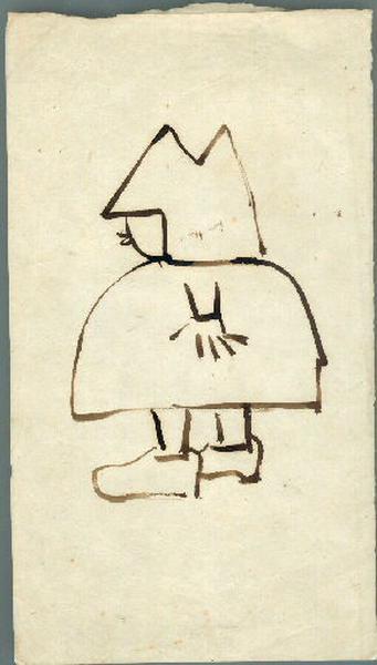Caricature au bonnet d'âne_0