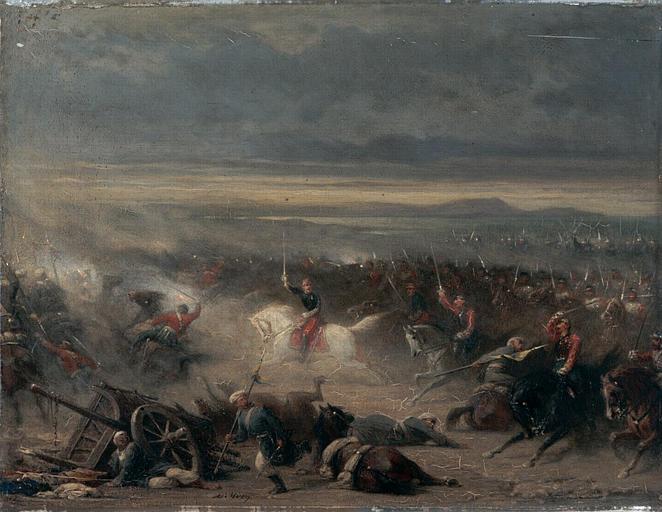 Bataille d'Eupatoria (1854)_0