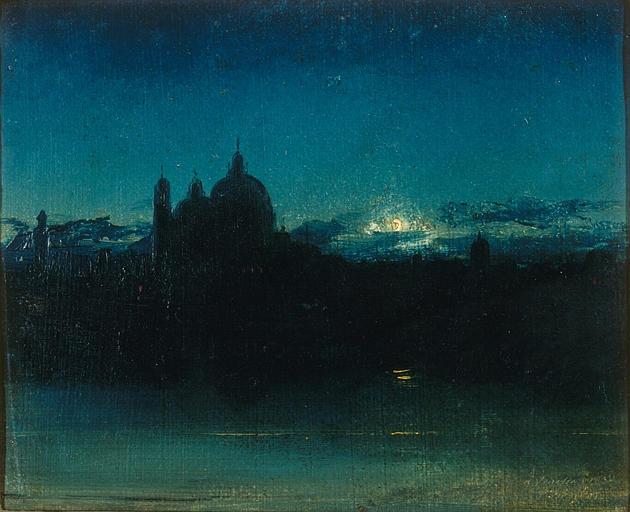 Venise vue de nuit_0