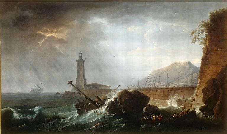 La tempête sur le phare_0