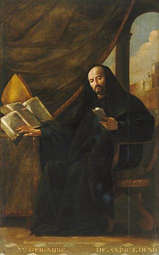 Portrait de l'abbé Suger_0
