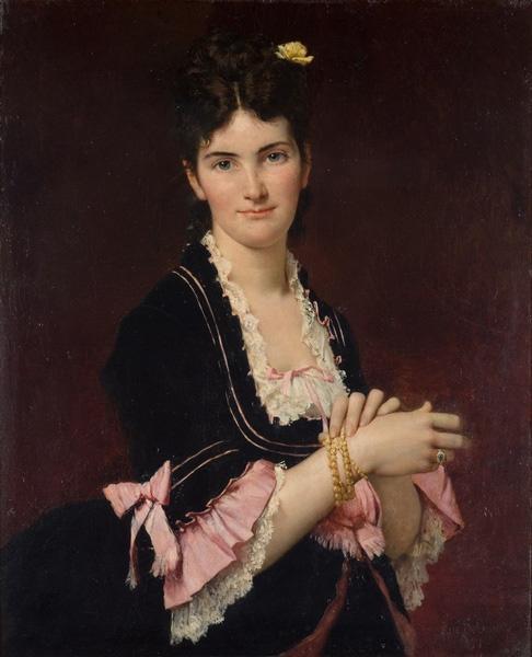 Portrait de Madame Mestayer_0