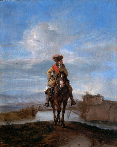Un cavalier_0