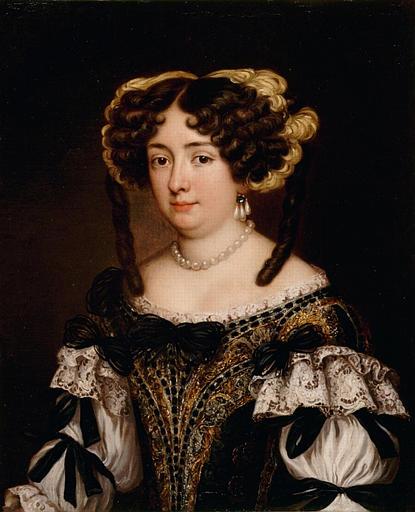 Portrait d'Eleonora Boncompagni Borghese_0