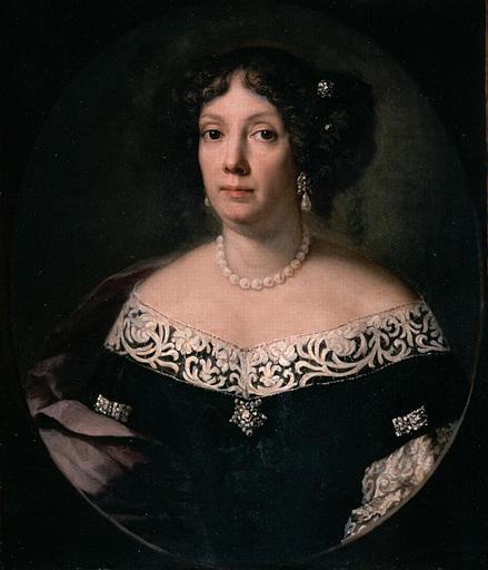 Portrait de Catherine Barthe, épouse de Jean de Souhigaray_0