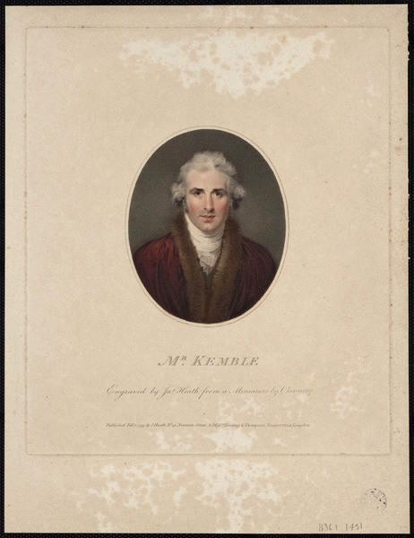 John Philipp Charles Kemble_0