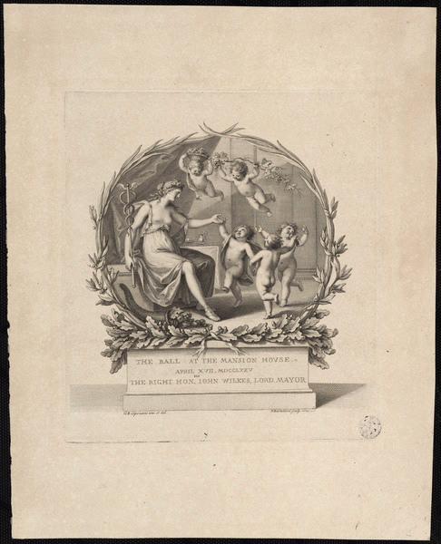 Bal donné à Mansion House le 17 avril 1775_0