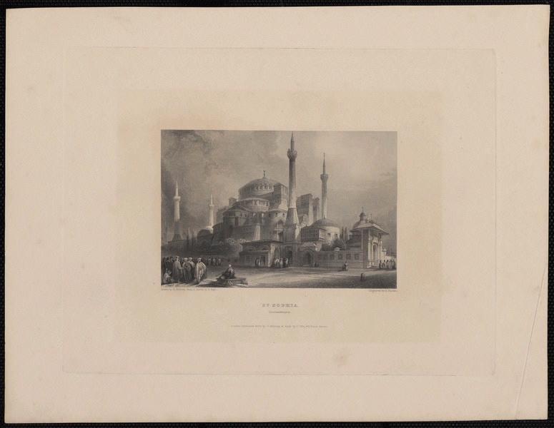 St Sophia Constantinople_0