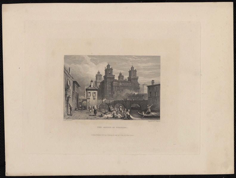 The castle of Ferrara_0