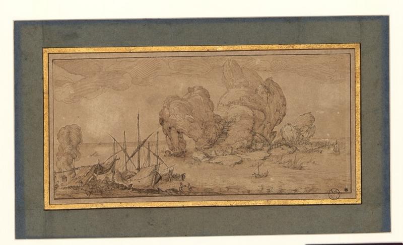 Le Grand Rocher ; Une île et des vaisseaux_0