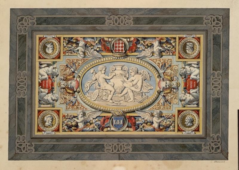 La Renaissance (projet de vitrail)_0