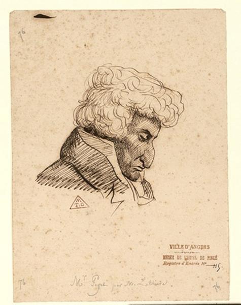 LETHIERE (dit), GUILLON Guillaume (dessinateur) : Bernard Poyet, architecte