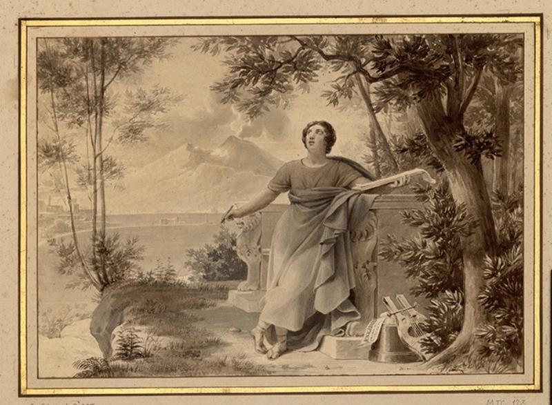 Virgile composant l'Enéide (1820.v.)_0
