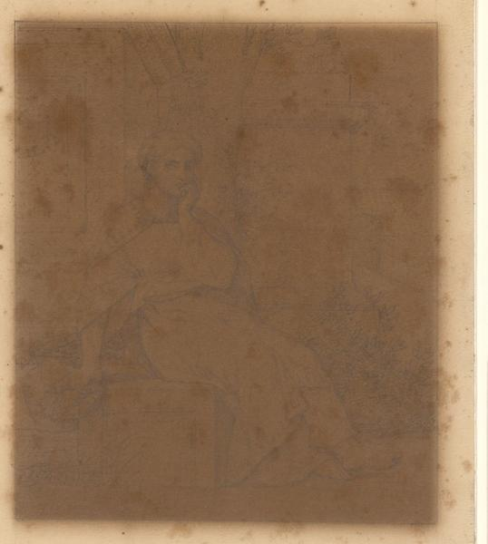 La Méditation (1854)_0