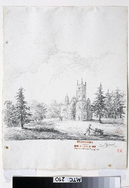 Les jardins de Stowe ; Stowe