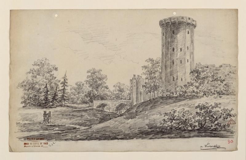 Le château de Warwick ; Warwick