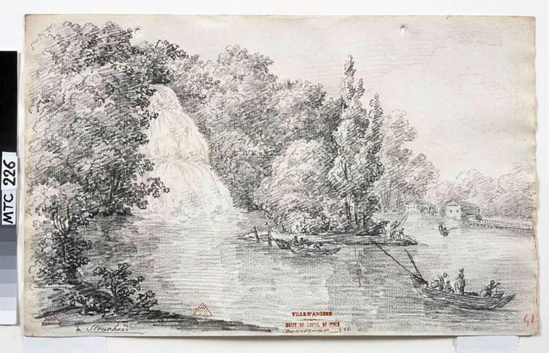 Les jardins de Stourhead ; Stourhead