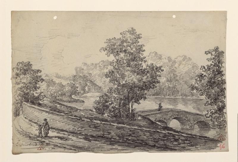 Les jardins de Stourhead ; Stourhead_0