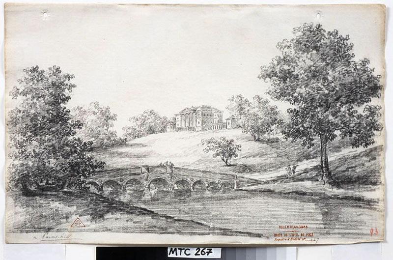 Les jardins de Painshill ; A Pains-Hill