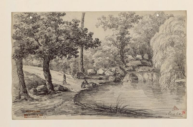 Les jardins de Painshill ; A Pains-Hill_0