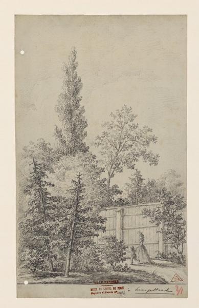 TURPIN DE CRISSE Lancelot Henri Roland, TURPIN DE CRISSE Père : A Hampstead, au nord de Londres