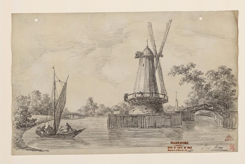 TURPIN DE CRISSE Lancelot Henri Roland, TURPIN DE CRISSE Père : Près de Kew